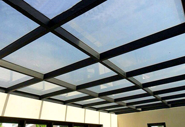 Skylight Glass Roofing